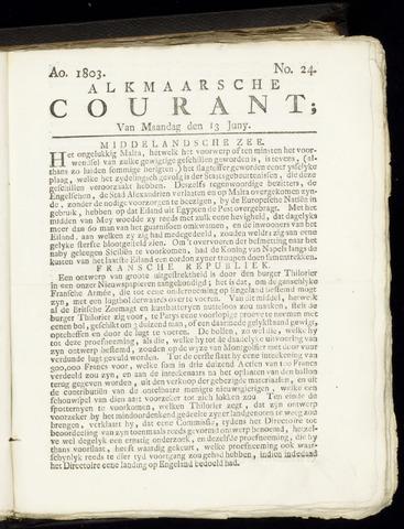 Alkmaarsche Courant 1803-06-13