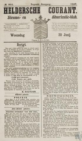 Heldersche Courant 1869-06-30