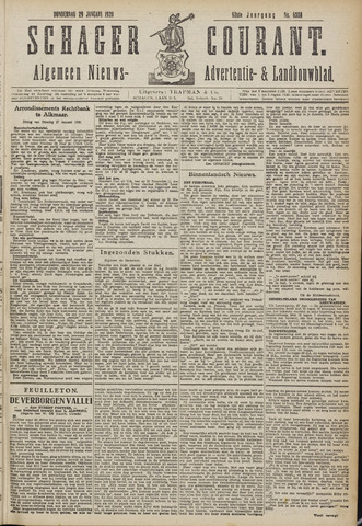Schager Courant 1920-01-29