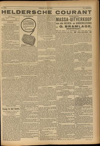 Heldersche Courant 1923-07-24