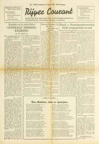 Rijper Courant 1949-04-14