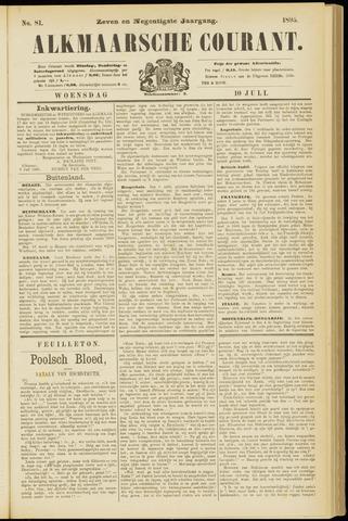 Alkmaarsche Courant 1895-07-10