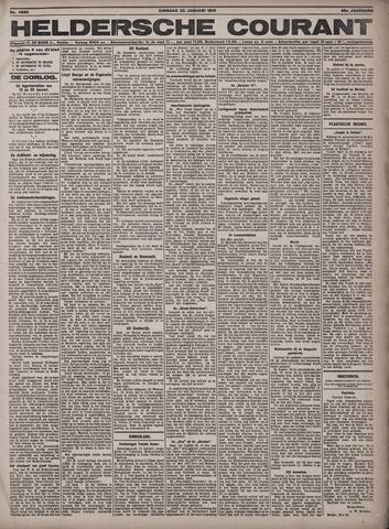 Heldersche Courant 1918-01-22