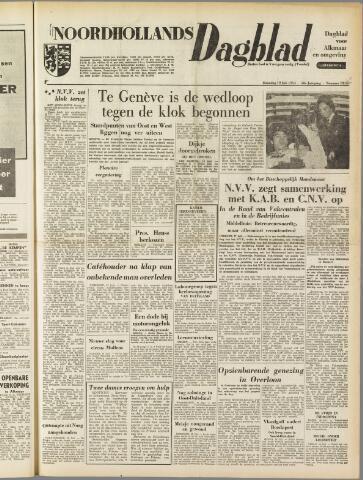Noordhollands Dagblad : dagblad voor Alkmaar en omgeving 1954-07-19