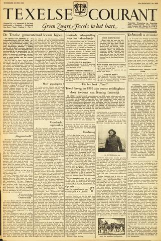 Texelsche Courant 1952-07-30