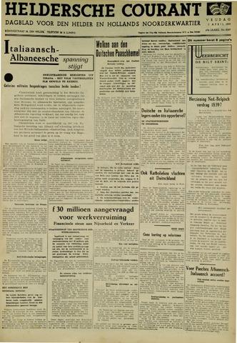 Heldersche Courant 1939-04-07