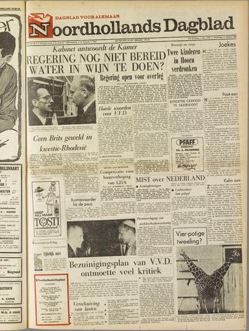 Noordhollands Dagblad : dagblad voor Alkmaar en omgeving 1965-10-14