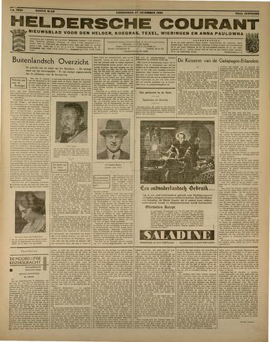Heldersche Courant 1934-12-27