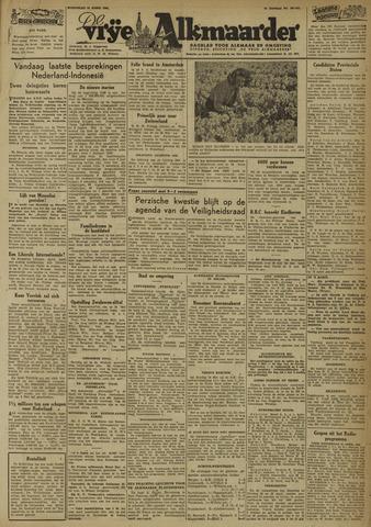 De Vrije Alkmaarder 1946-04-24
