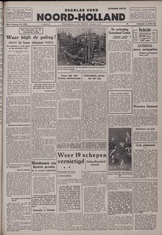 Dagblad Noord-Holland, Schager editie 1942-06-19