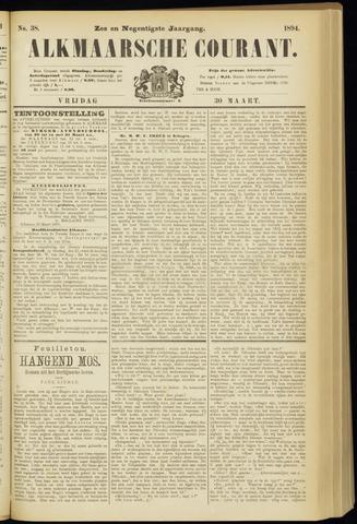Alkmaarsche Courant 1894-03-30