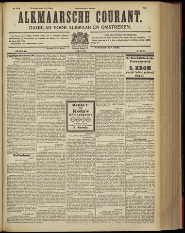 Alkmaarsche Courant 1928-07-31