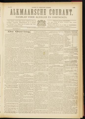Alkmaarsche Courant 1917-02-06