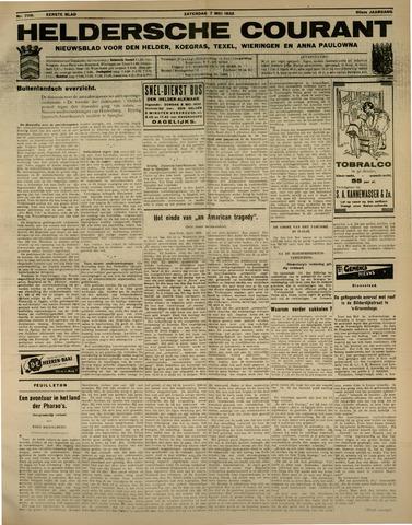 Heldersche Courant 1932-05-07