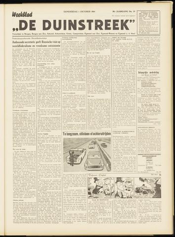 De Duinstreek 1964-10-01