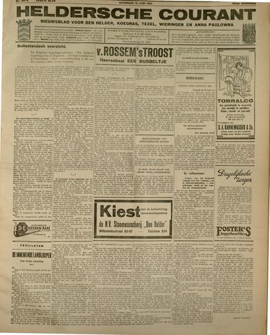 Heldersche Courant 1931-06-13