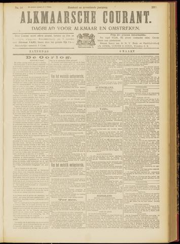 Alkmaarsche Courant 1915-03-06