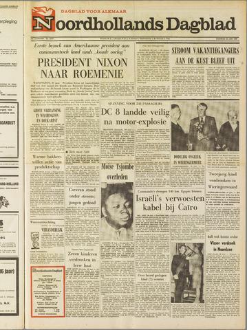Noordhollands Dagblad : dagblad voor Alkmaar en omgeving 1969-06-30