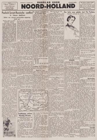 Dagblad Noord-Holland, Schager editie 1944-01-19