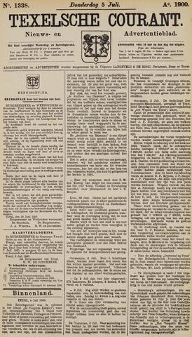 Texelsche Courant 1900-07-05