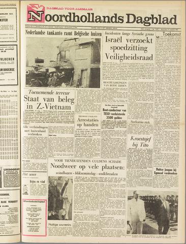 Noordhollands Dagblad : dagblad voor Alkmaar en omgeving 1963-08-21