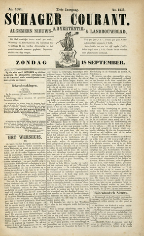 Schager Courant 1881-09-18