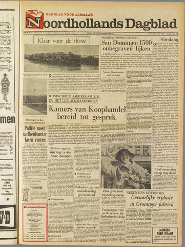 Noordhollands Dagblad : dagblad voor Alkmaar en omgeving 1965-05-04