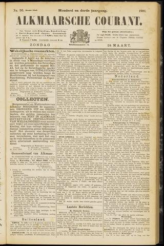 Alkmaarsche Courant 1901-03-24