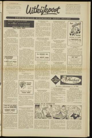 Uitkijkpost : nieuwsblad voor Heiloo e.o. 1962-09-13