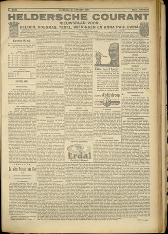 Heldersche Courant 1925-10-31