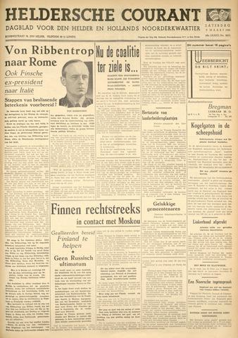 Heldersche Courant 1940-03-09