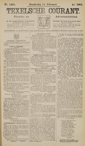 Texelsche Courant 1901-02-14