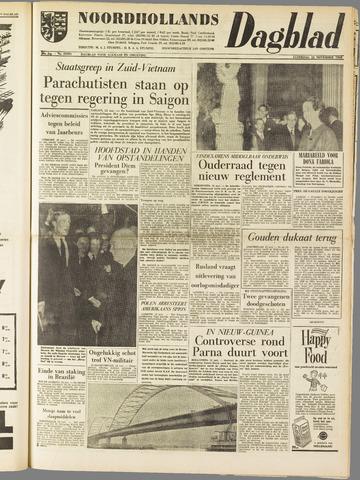 Noordhollands Dagblad : dagblad voor Alkmaar en omgeving 1960-11-12