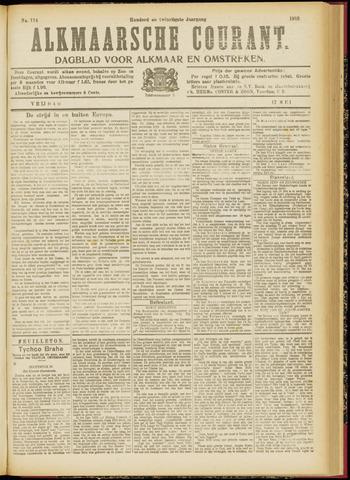 Alkmaarsche Courant 1918-05-17