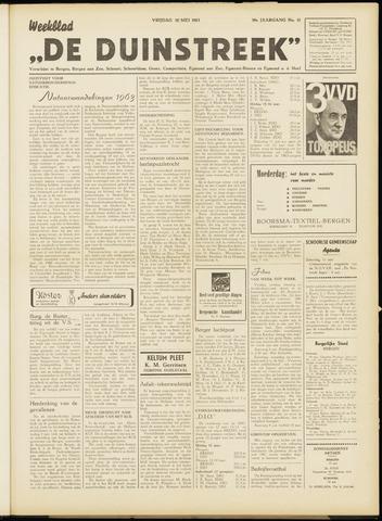 De Duinstreek 1963-05-10