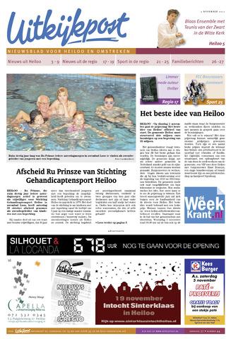 Uitkijkpost : nieuwsblad voor Heiloo e.o. 2011-11-02
