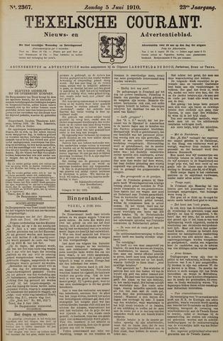 Texelsche Courant 1910-06-05