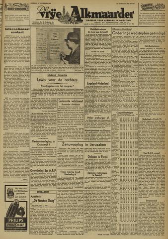 De Vrije Alkmaarder 1946-11-26