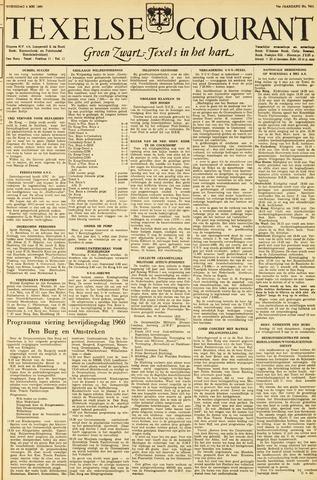 Texelsche Courant 1960-05-04