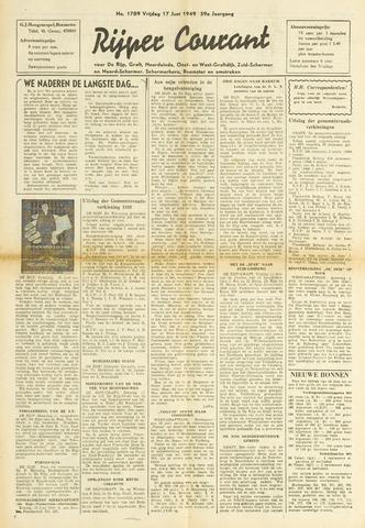 Rijper Courant 1949-06-17