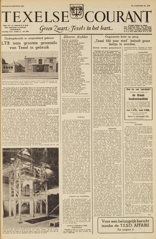 Texelsche Courant 1963-08-30