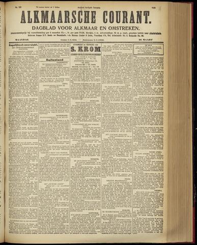 Alkmaarsche Courant 1928-03-26