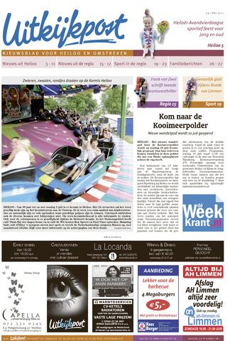 Uitkijkpost : nieuwsblad voor Heiloo e.o. 2011-06-29