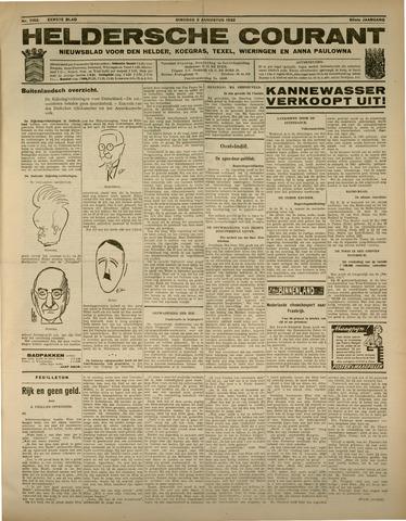 Heldersche Courant 1932-08-02