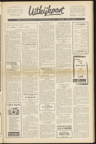 Uitkijkpost : nieuwsblad voor Heiloo e.o. 1964-02-06