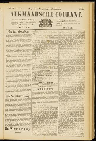 Alkmaarsche Courant 1897-06-13