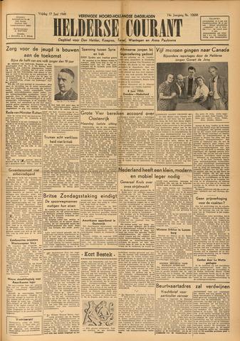 Heldersche Courant 1949-06-17