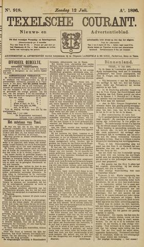 Texelsche Courant 1896-07-12