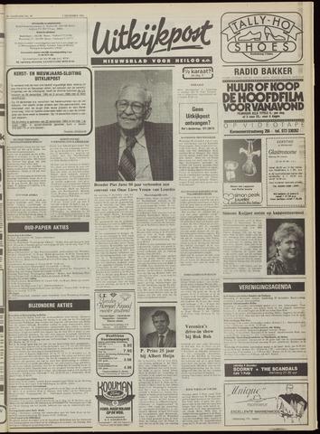 Uitkijkpost : nieuwsblad voor Heiloo e.o. 1984-12-05