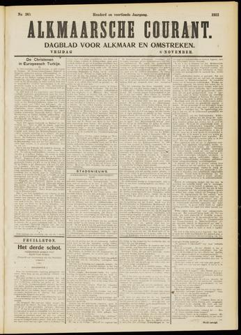 Alkmaarsche Courant 1912-11-08